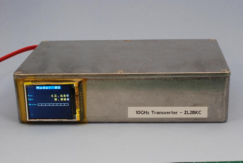 10GHz Transverter | zl2bkc