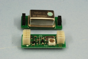 Factory and TCXO-9 oscillators
