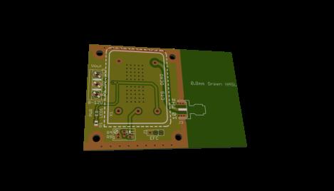 OCXO PCB