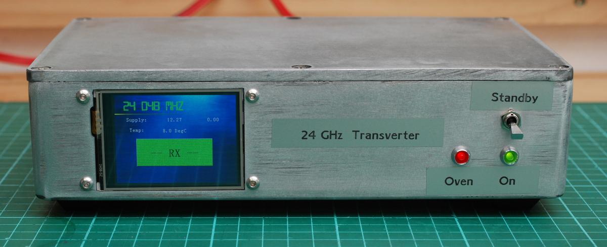 24GHz Transverter | zl2bkc